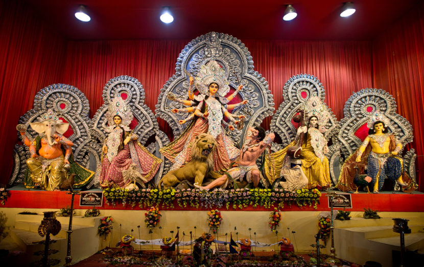 Top 10 Must Experience Major Attractions of Navratri Puja Festival