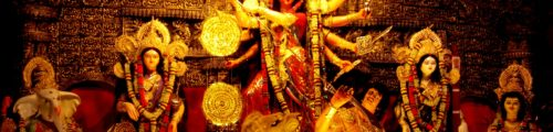 Navratri festival is celebrated in the month of October