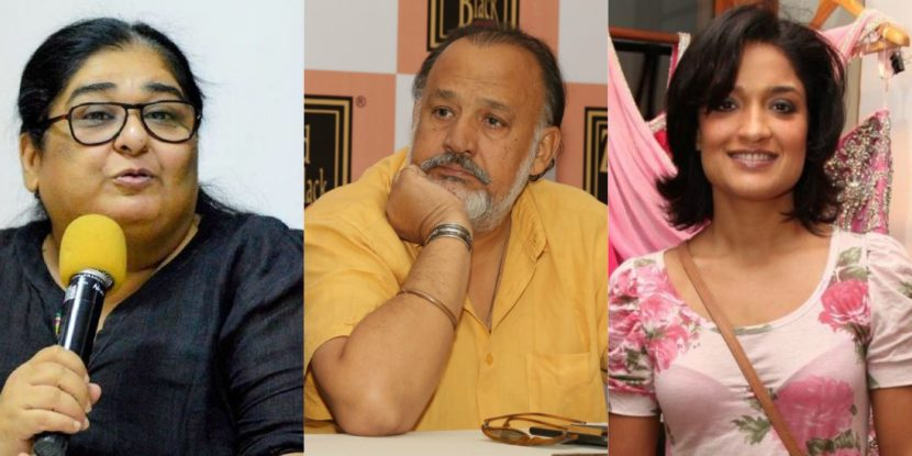 Sandhya Mridul's Harassment Accusations Against Alok Nath