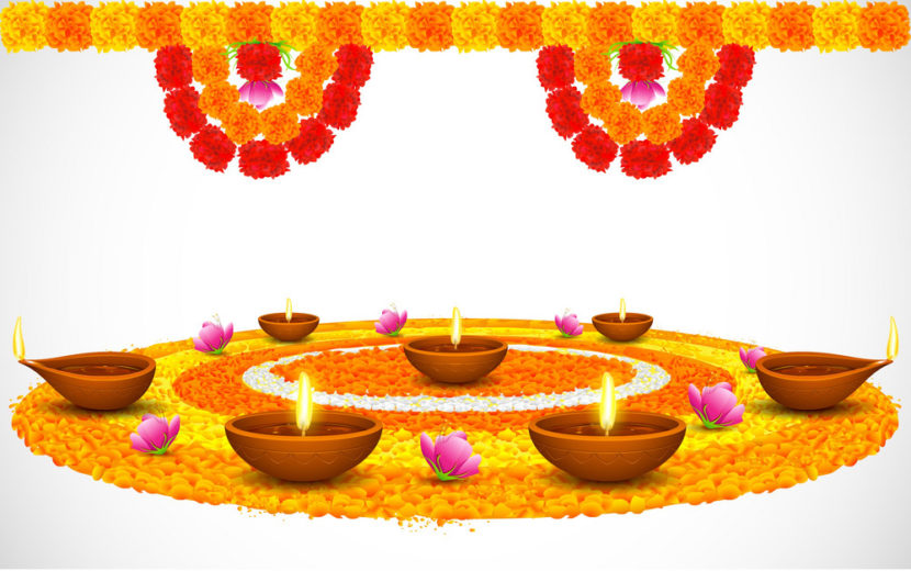 Top 10 Rangoli Facts and Designs for this Diwali