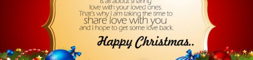 10 Best Christmas Greetings for Loved Ones