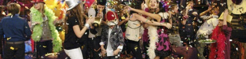 8 Steps to Host Mind Blowing New Year Theme Party
