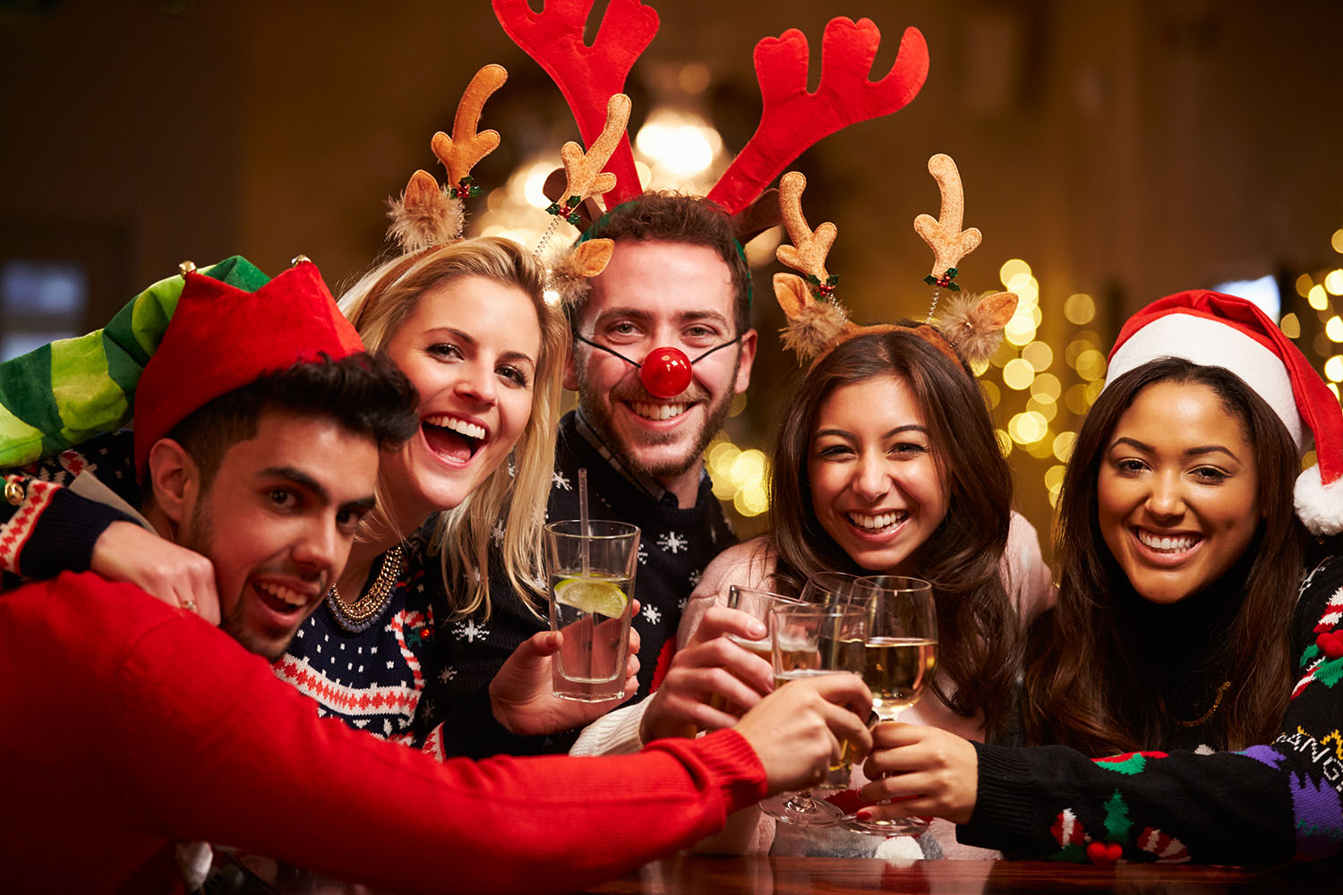 Best Christmas Party Fun Games