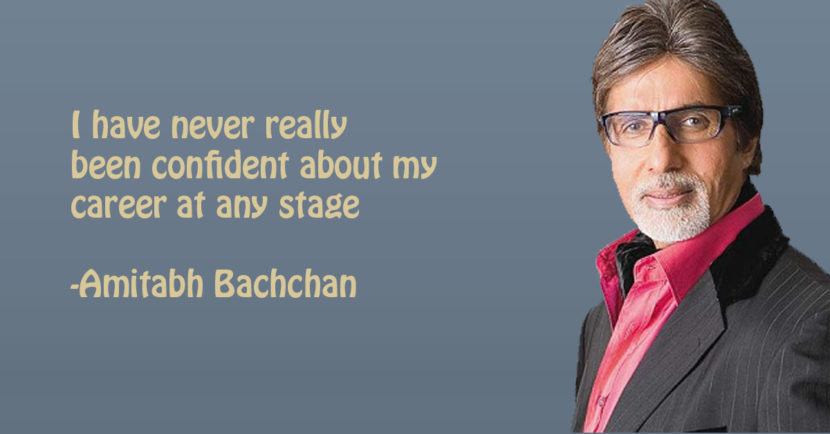 Top 10 Most Popular Quotes by Amitabh Bachchan