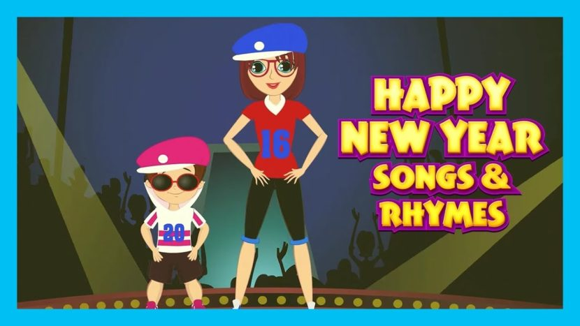 Top 10 New Year Songs and Rhymes for Kids