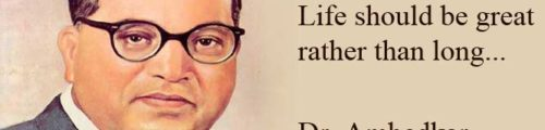 Top 10 Popular Quotes by B.R. Ambedkar