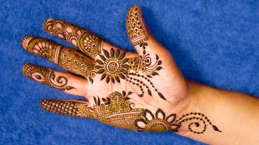 Different Types of Popular Mehndi Designs
