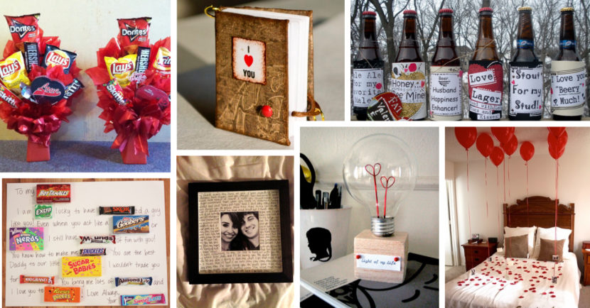 8 Stunning Ways to Surprise him on Valentine's Day