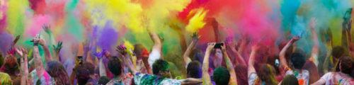 Plan Holi Party