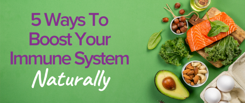 5 Ways to Upgrade your Immune System