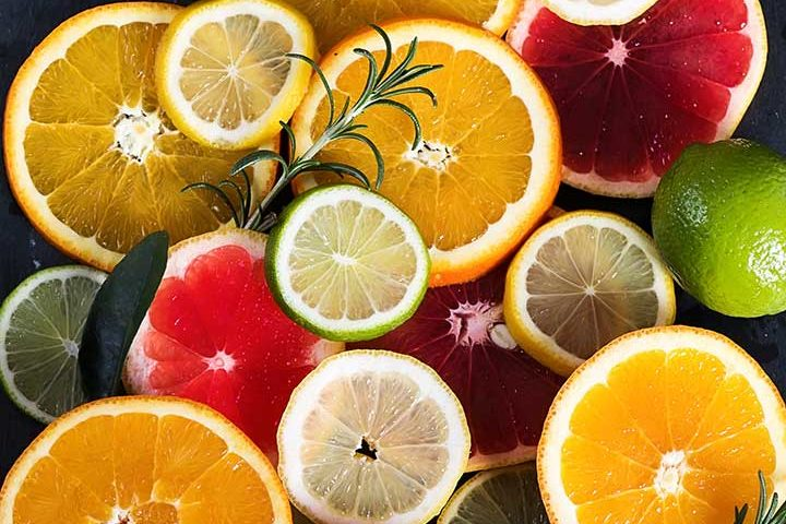 Consume citrus fruits