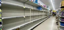Grocery Stores During Corona Crisis