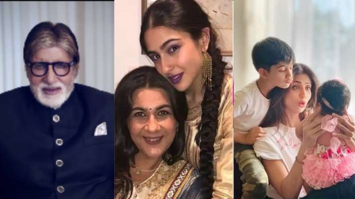 15 Bollywood Celebrities Mother's Day 2020