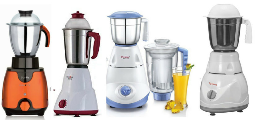 Top 10 Most Important Things To Consider While Buying Mixer Grinder