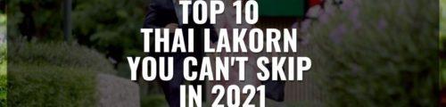Banner Image of post describing that this post shows top ten thai lakorns